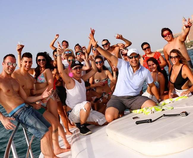 Charity Yacht Party Vol 8